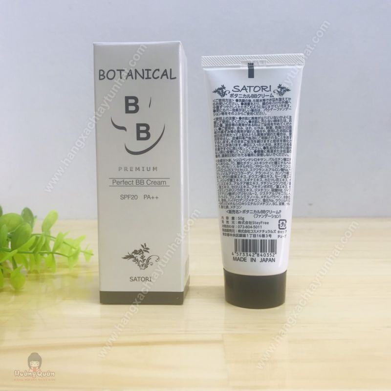 BB Botanocal  Premium cream 50g